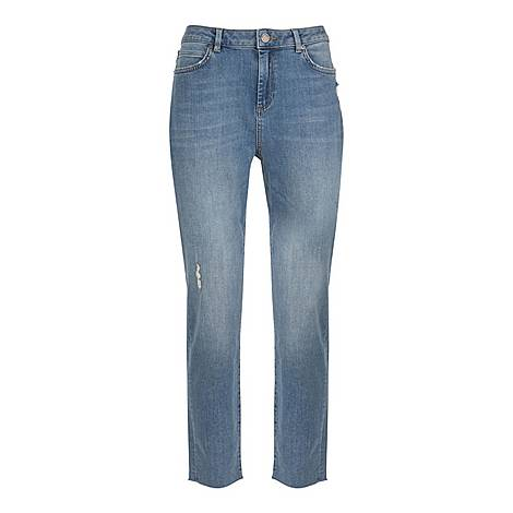 Houston Distressed Jeans, ${color}