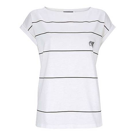 Oh Ok Stripe T-Shirt, ${color}