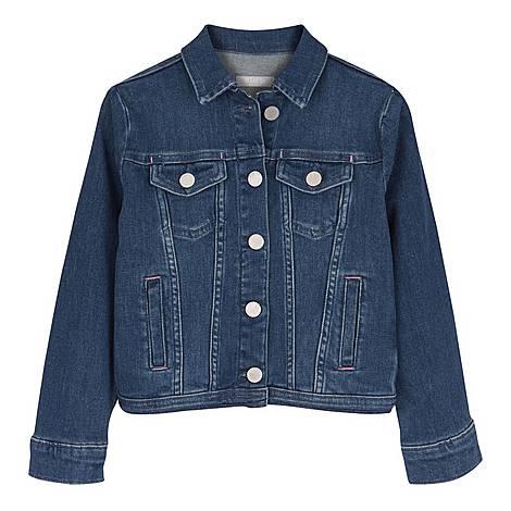 Authentic Denim Jacket, ${color}