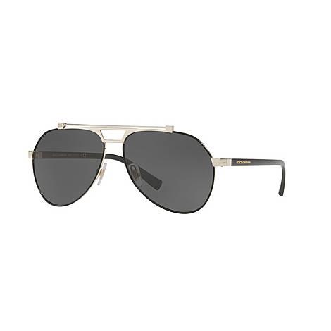 Aviator Sunglasses DG2189, ${color}