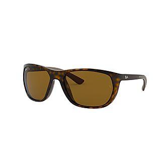 Square Sunglasses 0RB4307 Polarised