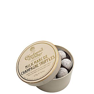 Champagne Truffles Double Layer