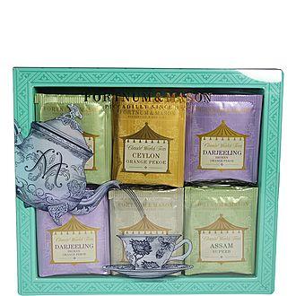 Classic World Teabag Selection
