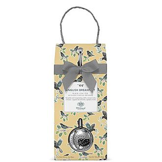 English Breakfast Tea Pouch And Infuser
