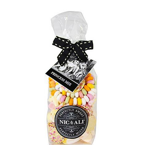 Princess Mix Bagged Sweets 155g, ${color}