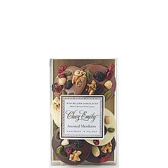 Assorted Chocolate Mendiants