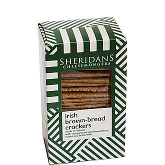 Brown Bread Crackers 140g