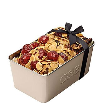Cherry and Almond Loaf Cake 520g