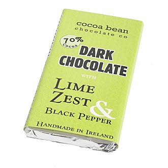 Lime and Black Pepper Bar
