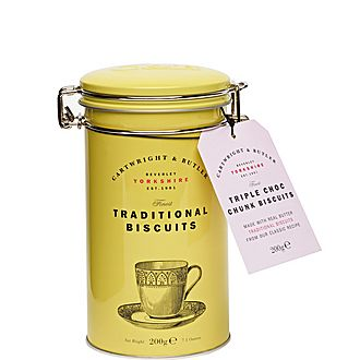 Triple Choc Chunk Biscuits 200g