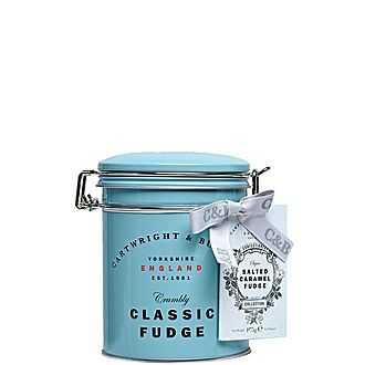 Sea Salted Caramel Fudge 175g