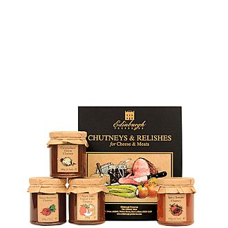 Chutneys and Relishes for Cheese and Meats