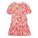 Millie Floral Print Dress, ${color}