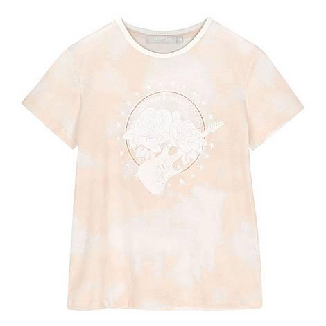 Tie-Dye Rock Band T-Shirt, ${color}
