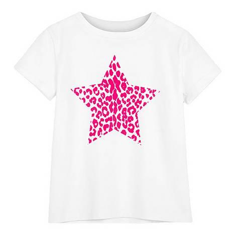Neon Animal Star T-Shirt, ${color}