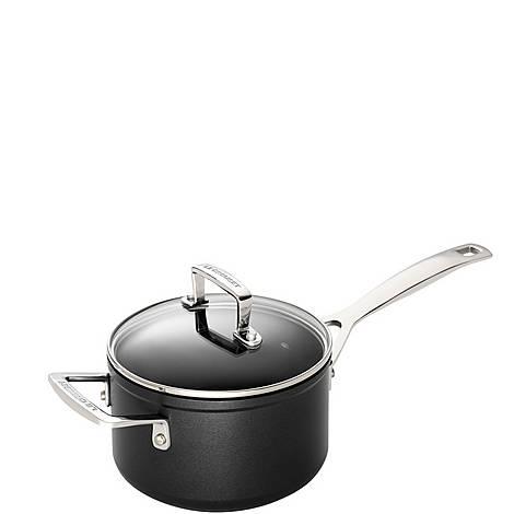 Toughened Non-Stick Saucepan, ${color}