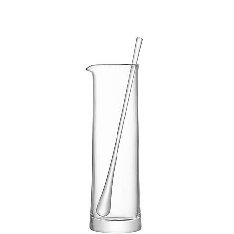 Gin Cocktail Jug and Stirrer 1.6L, ${color}