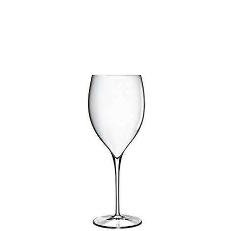 Set of Four Magnifico Extra Large Wine Glasses, ${color}