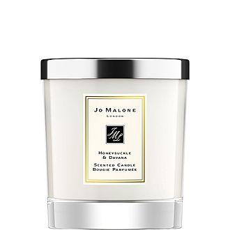Nectarine Blossom & Honey Home Candle 200g