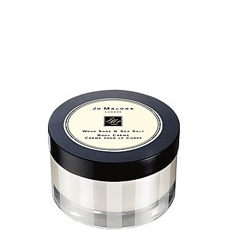 Wood Sage & Sea Salt Body Crème