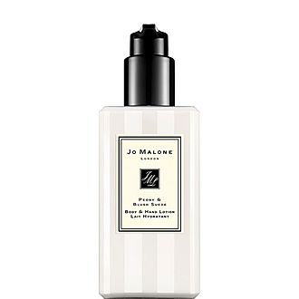 Peony & Blush Suede Body & Hand Lotion 250ml