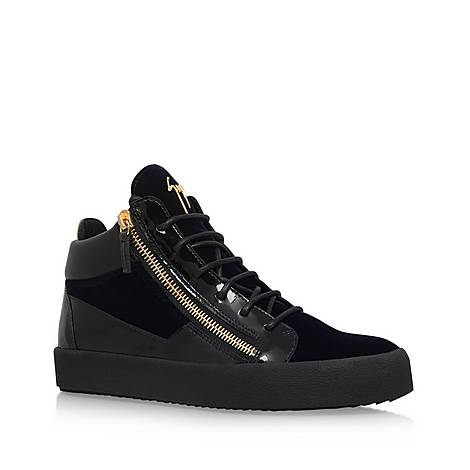 Kriss High Top Trainers, ${color}