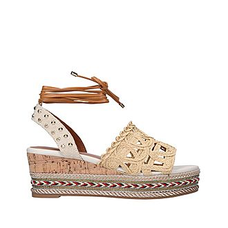 Lima Wedge Sandals