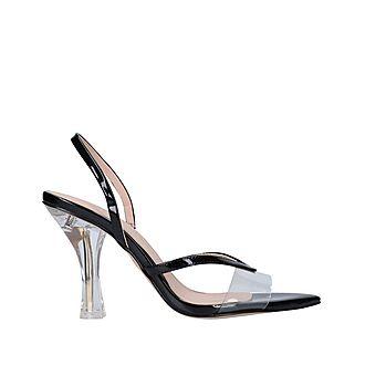 Pamila Perspex Sandals