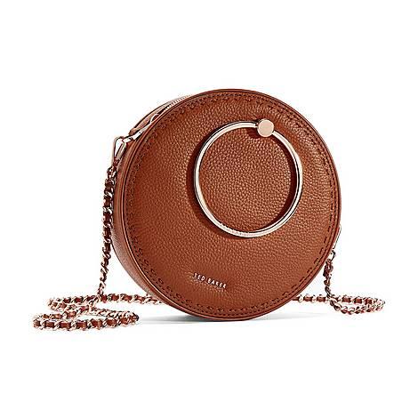 Maddie Stab Stitch Circle Bag, ${color}