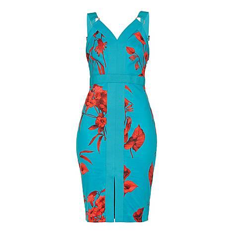 Jordja Bodycon Dress, ${color}