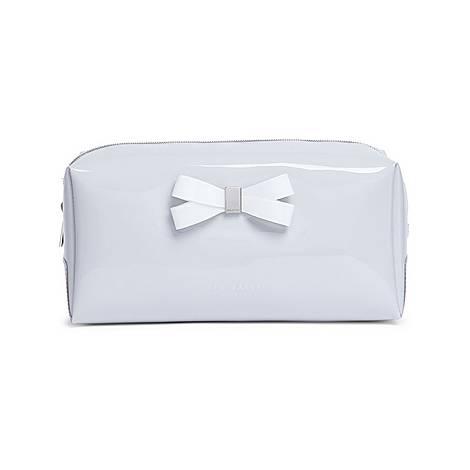 Fibee Bow Wash Bag, ${color}