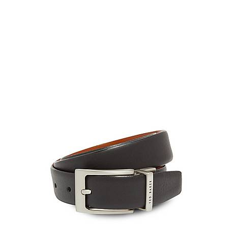 Karmer Reversible Leather Belt, ${color}