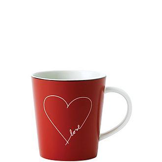 ED Love Signature Mug