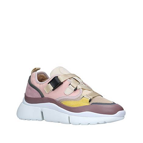 Sonnie Low Top Trainers, ${color}