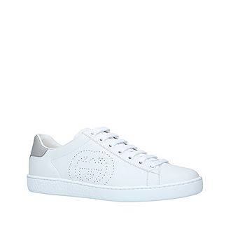New Ace Perforated GG Trainers