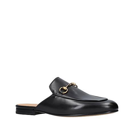 Princetown Leather Slides, ${color}