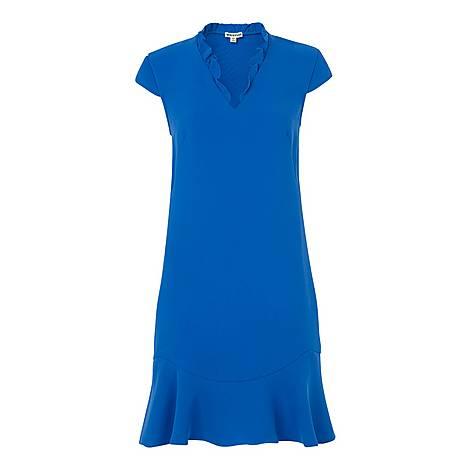 Federica Crepe Dress, ${color}
