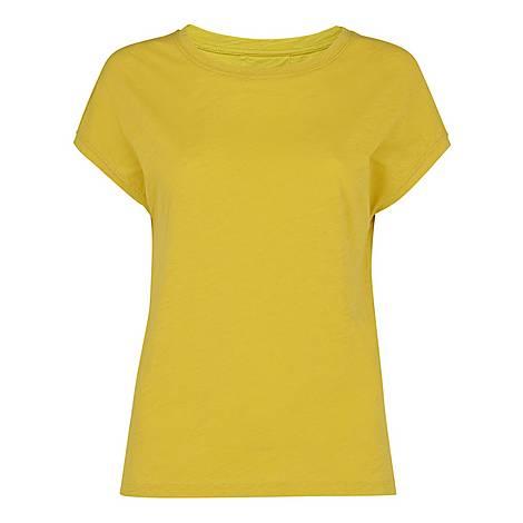 Minimal Cap Sleeve T-Shirt, ${color}