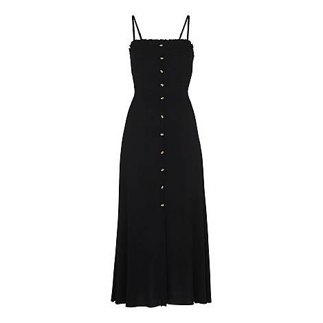 Gracia Smocked Dress, ${color}