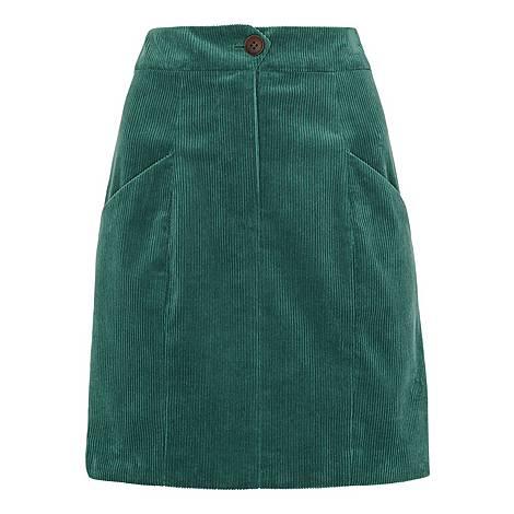 Billie Cord Skirt, ${color}