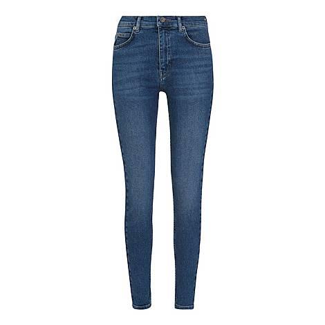 Sculptured Skinny Jeans, ${color}