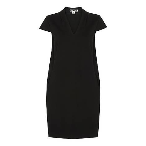 Paige Ponte Jersey Dress, ${color}