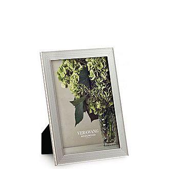 Vera Wang Silver Frame 5 x 7