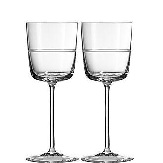 VW Bande Wine Glasses