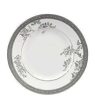 Vera Wang Lace Platinum Plate 20cm