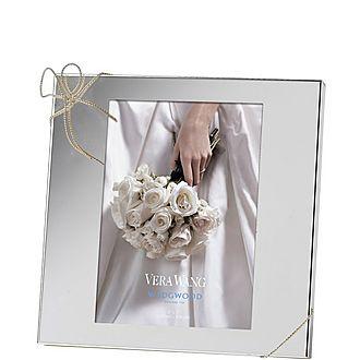 Vera Wang Love Knots Medium Photo Frame