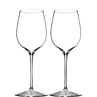 Two Elegance Pinot Noir Glasses