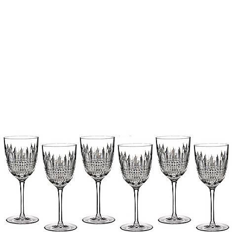 Lismore Diamond Goblets Set of 6, ${color}