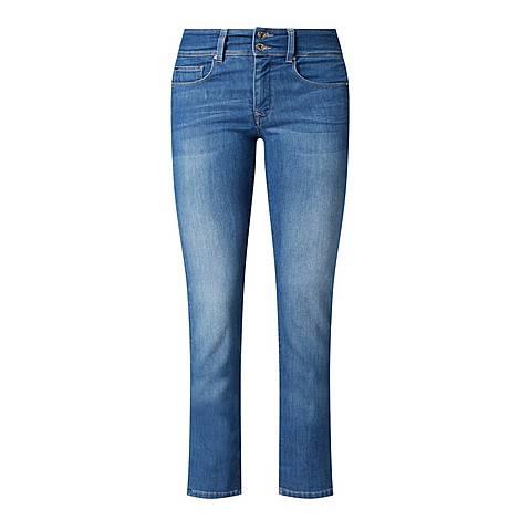 Secret Slim-Fit Jeans, ${color}