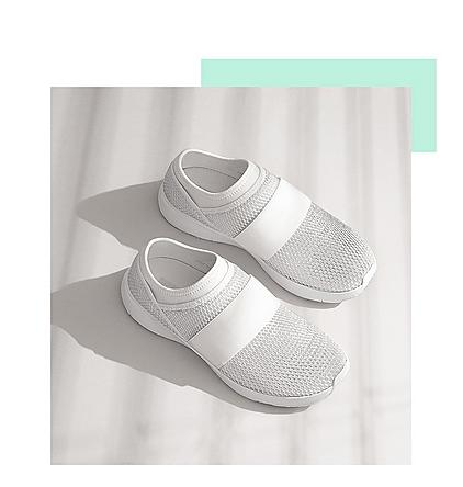 FitFlop Airmesh Elastic Slip-On Sneakers.